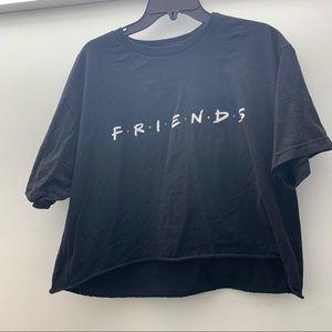 Cropped FRIENDS Tshirt